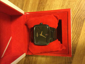Nixon Ceramic Player in Black....Brand new with booklet