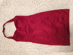 Ladies Red Dress Size 5