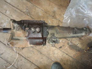 ford 4 speed top loader transmission