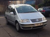 VW SHARRAN PCO FOR SALE