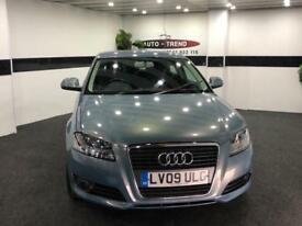 Audi A3 SE TECHNIK MPI PETROL / VERY LOW MILEAGE/CAMBELT DONE AT 25,084