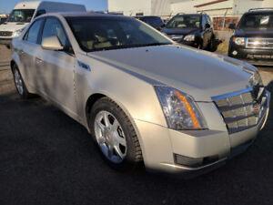 2009 Cadillac CTS AWD