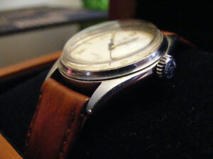Rolex Super Oyster Royal 1950-51 with Original Crown