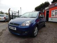 2007 Ford Fiesta 1.25 Zetec 5dr 2keys,12 months mot,warranty,finance availabl...