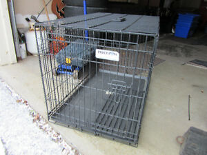 LARGE DOG CAGE / CRATE