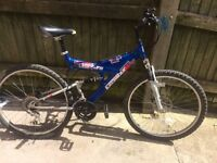 bike for spares or repairs
