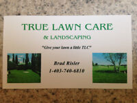 Residential Lawn Care & Snow Removal