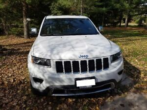 2014 Jeep Grand Cherokee Limited - Navigation, 20in Rims, More!