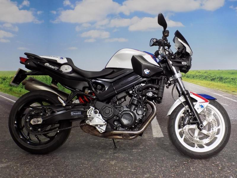 Bmw F800r 2010 Special Edition Look At This In Newport Gumtree