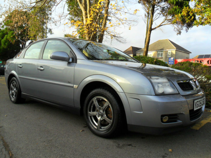VAUXHALL VECTRA 1.9CDTi 2005 COMPLETE WITH M.O.T HPI CLEAR INC WARRANTY