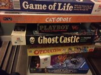 Compilation of board games