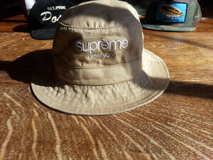Very rare Supreme hat collection Strathcona County Edmonton Area image 7