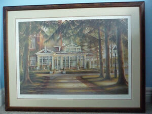 "Limited Edition Print - Trisha Romance - ""The Conservatory"""