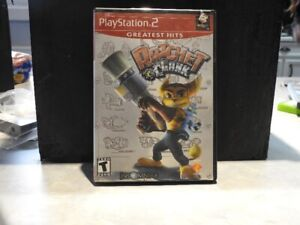 Rachet & Clank and Lego Batman for PS2 (Selling Individually)