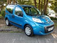 Peugeot Bipper 1.3 HDI 75 STYLE TEPEE **Finance from £185 a month**