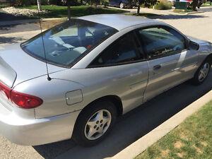 2003 Chevrolet Cavalier Coupe (2 door) Kitchener / Waterloo Kitchener Area image 3