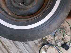 15 in trailer wheels and tires 5 by 4.5 Kitchener / Waterloo Kitchener Area image 3