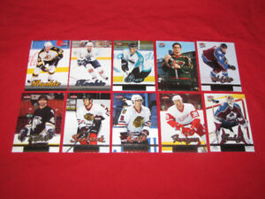 20 Ultra hockey rookies: Seabrook, Keith, Mason, Wheeler. more