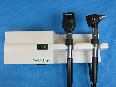 Welch Allyn 767 W Opthalmoscope Otoscope Total Medical Concepts