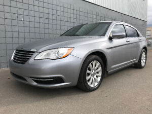 2013 Chrysler 200 LX  Call/Text us for financing 587.888.4671