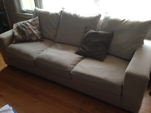 Lightly Used Set of Couches at great price!