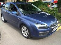 Ford Focus 1.8TDCi 2005MY Zetec Climate DIESEL H.P.I CLEAR WARRANTY INC M.O.T