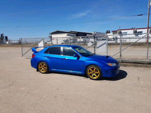 2014 Subaru wrx sti limited