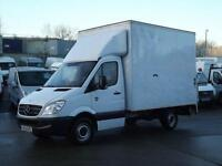 MERCEDES-BENZ SPRINTER 316CDI 2.1CC 160PS 6 SPEED AIR CON LUTON & TAIL LIFT
