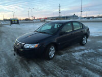 2007 Saturn Sedan,only 69000km for $4990 new safetied