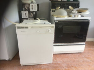 Dryers,Dish washer, Wash mash,, Fridge, Oven for sale 50$  each