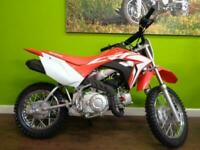 HONDA CRF110FK NATIONWIDE DELIVERY AVALIBLE