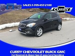 2015 Buick Encore Leather   - Leather Seats -  Bluetooth -  Heat