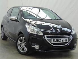 2012 Peugeot 208 ALLURE Petrol black Manual