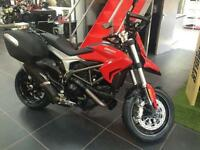 Ducati Hyperstrada 937cc NEW 2016 BIKE IN STOCK. SUPERMOTO TOURING RED.