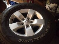 Set of Winter Tires, Set of All Seasons and RIMS!!!