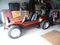 VW CALIFORNIA STYLE DUNE BUGGY
