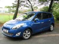 2011 Renault Grand Scenic 1.5TD Dynamique Tom Tom SAT NAV**AUTOMATIC**7 SEATER**