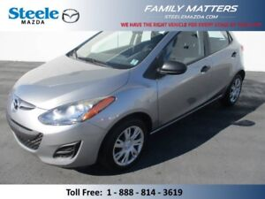 2012 MAZDA MAZDA2 GX (INCLUDES NO CHARGE WARRANTY)