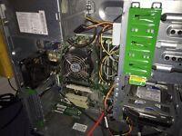 HP ELITE DESKTOP Core i5-2400 @ 3.1GHz, WI-FI, 16GB RAM, 500GB HD £165 free delivery