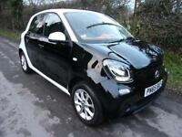 Smart Forfour 1.0 ( 70bhp ) ( s/s ) Passion 2015 65 PRESTON
