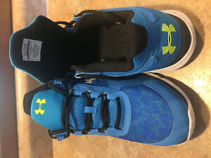Under Armour running shoes size 15 Men's