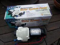 Motorhome Water Pump