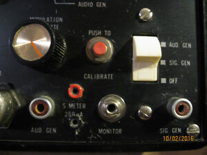 RARE JOHNSON TRANSCEIVER TESTER HAM RADIO OR CB RADIO Edmonton Edmonton Area image 4