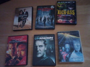 DVDs, Blue-Rays, T.V. Shows (House of Cards Season 1)