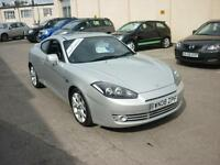 2008 Hyundai Coupe 2.0 16v 140Bhp SIII SE Finance Available