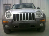2004 Jeep Liberty Sport SUV, Crossover, Safetied, Great tires