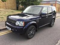 2013 Land Rover Discovery 4 3.0 SD V6 Commercial XS 5dr Automatic SUV