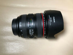 Canon EF 24-70mm f4L IS USM Lens