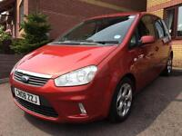 Ford C-MAX 1.8 16v, Zetec, 2008/08 **FINANCE AVAILABLE FROM £16 PER WEEK**
