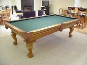 Billiard Table with all Accessories